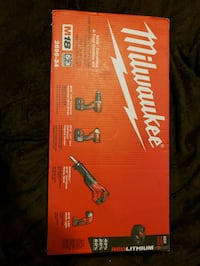 Milwaukee 18v Tool set Calgary, T2N 2B2