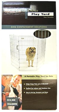 Precision dog containment solutions a portable play yard for pets Burbank, 91504