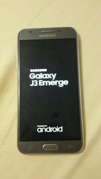 Unlocked samsung galaxy J3 Emerge with sim