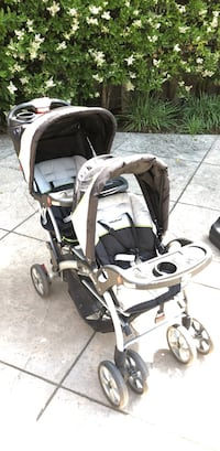 baby trend  double stroller Los Angeles, 91316