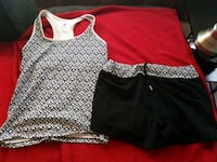 Summer shirt with matching shorts size L Winnipeg, R2J 0M3