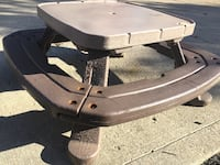 Picnic table / Step 2