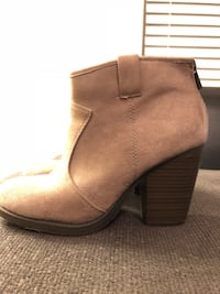 Ankle Booties 7.5