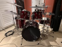 CB Acoustic/Electric Drums with Roland Triggers Oro-Medonte, L4M 2L0