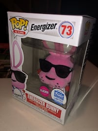 Funko Pop! Flocked Energizer Bunny Bay Shore