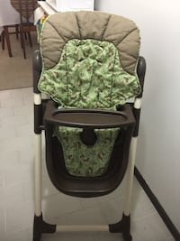 GRACO Baby High Chair Vancouver, V5S 3N5