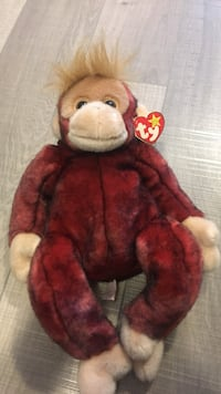 Mint condition ty beanie baby