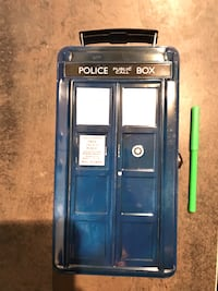 Doctor Who Tin lunchbox Spring Lake, T7Z 2S8