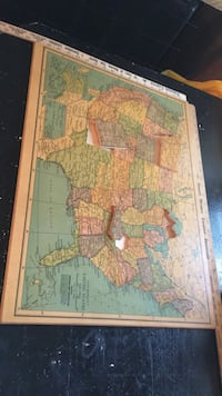 Wooden puzzle  Inver Grove Heights, 55076