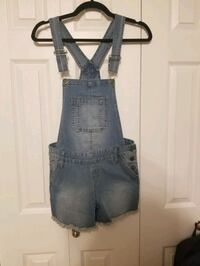 Size M Overalls Short