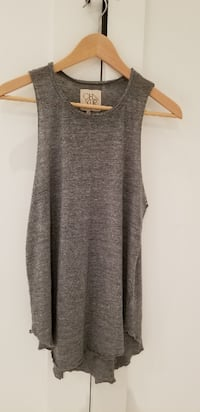 CHASER tank, grey, size M VANCOUVER