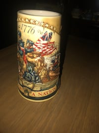 Collectible Beer Stein-Limited Edition Rock Hill, 29732