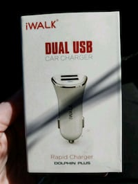 iWalk dual usb charger never used Hanover, 17331