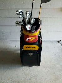 Taylor Made Complete Golf Set Orlando, 32835