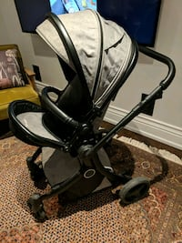 Guzzie + Guss Connect Stroller, Bassinet and Stand Toronto, M6R 2P3