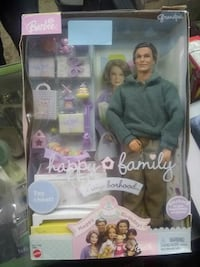Barbie Happy Family doll pack