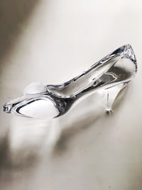 Collectible Arribas Bros. Glass Slipper Frederick, 21701