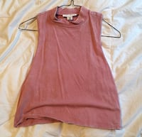 women's pink sleeveless top Bedford, B4A 1J7