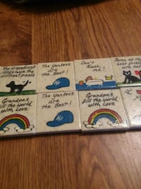 Handmade hand painted magnets you get to choose 30 of them  Bristol, 06010