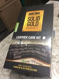 Leather Cleaning / Care Kit - New Courtice