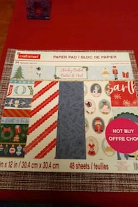 Christmas paper and Tags/Scrapbook Paper Alexandria, 22306