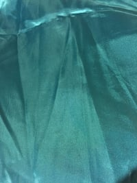 Teal color satin tablecloths Woodbridge, 22192