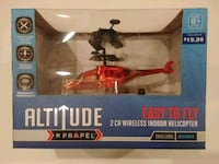 New Wireless remote helicopter