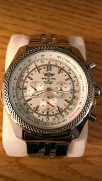 Men's Chronograph Watch Queens, 11420