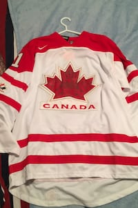 LUONGO TEAM CANADA JERSEY