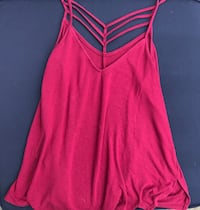 Pink Tank Top (size US S) Washington, 20015