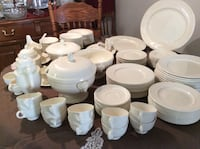 Wedgewood vintage china- beautiful ram head serving bowls need to sell asap negotiate