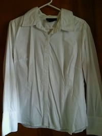 White dress blouse size extra large Zanesville, 43701