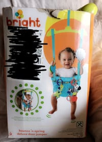 Bright Starts Spring and Bounce Deluxe Door Jumper Washington, 07882