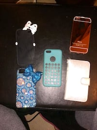 Iphone 5 cases Johnson City, 37601