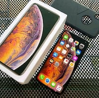 Unlocked iPhone XS Max 256GB Gold  Atlanta