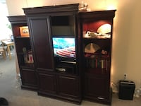 3 Piece Mahogany Armoire/Entertainment Center College Park, 20740