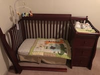 4 in 1 crib Merced, 95348