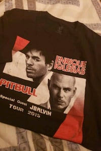 ENRIQUE Iglesias and PitBull McAllen, 78501