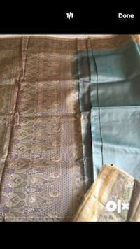 Brand New silk saree with attached blouse piece Mumbai, 400080