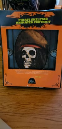 HALLOWEEN: Pirate talking picture frame Springfield, 22153