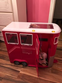 Our Generation horse trailer
