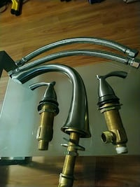 Chrome finished Kitchen faucet and taps (Brand new)