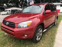 2008 TOYOTA RAV4 SPORT, CLEAN TITLE, COLD A/C, NO ISSUES, READY TO GO! Kissimmee, 34746