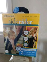Baby carrier: Siderider by Infantino