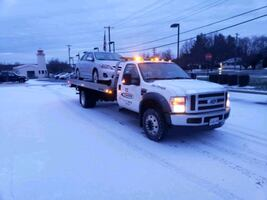 Ford F 550 Diesel Tow Truck