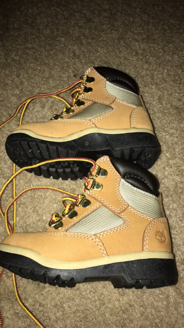 ffdc0968608 Timberland boots (like new) toddler size 8