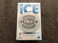 Blue Ice Snowball USB Mic Colmar Manor, 20722