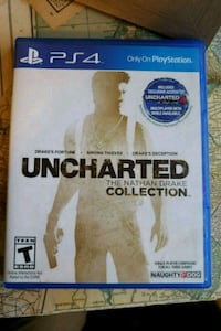 Uncharted: thr nathen drake collection Germantown, 20874