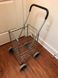 Small metal cart 42 km