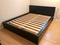 IKEA MALM Bed Frame, high, Queen Vancouver, V5Z 1T5